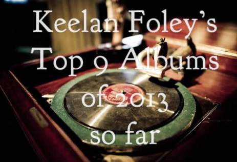 Top Albums of 2013