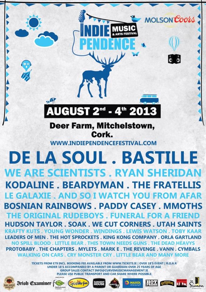 indie lineup