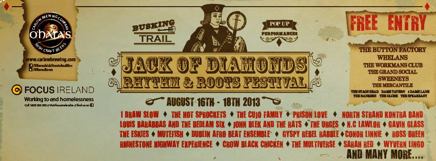 Jack of Diamonds Festival