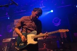 Delorentos perform at Jameson St Patricks Live