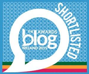 Blog Awards Ireland 2015