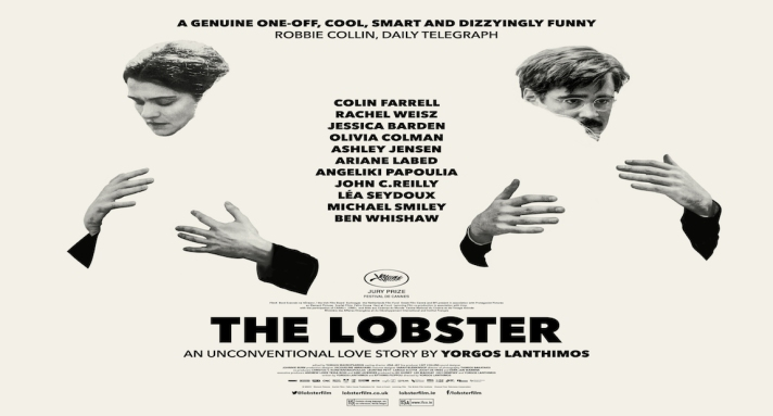 The Lobster Film Poster